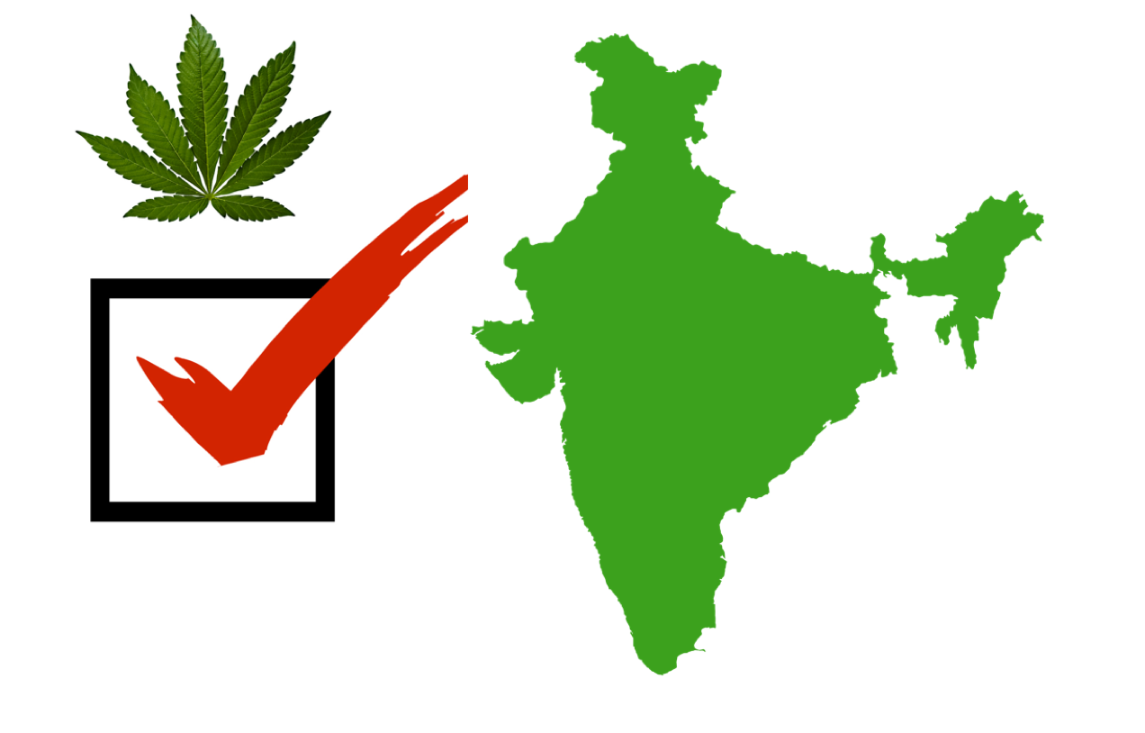 CannabisLegalizationIndia