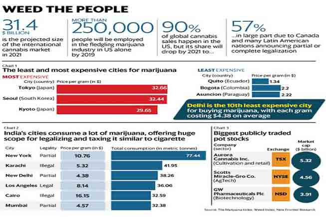 Cannabis Industry Growth infographic featured image