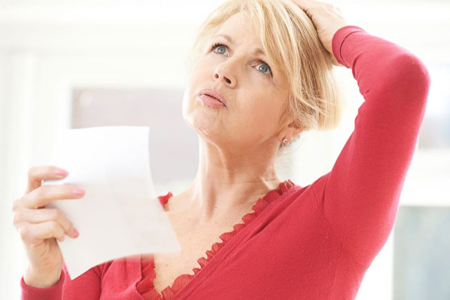 Cannabis and Menopause Woman